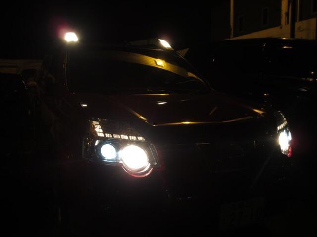 20GT S ディーゼルターボ 4WD ハイパールーフレール(2枚目)