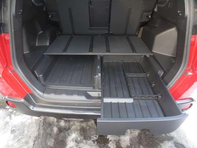 20GT S ディーゼルターボ 4WD ハイパールーフレール(18枚目)