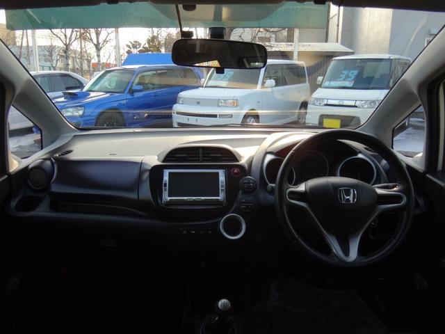 ホンダ フィット RS フルノーマル Frセンサー ナビ TV Bカメラ