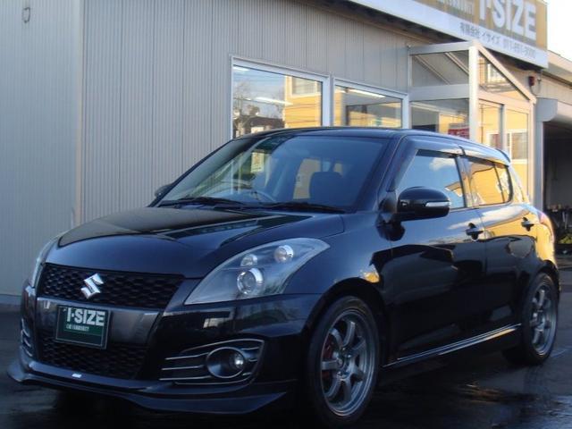 「スズキ」「スイフトスポーツ」「コンパクトカー」「北海道」の中古車3