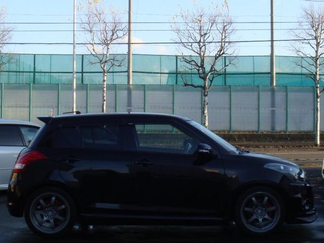 「スズキ」「スイフトスポーツ」「コンパクトカー」「北海道」の中古車6