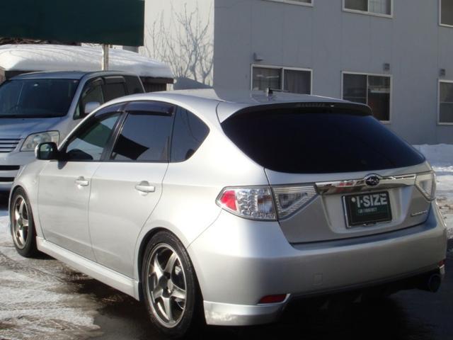 「スバル」「インプレッサ」「コンパクトカー」「北海道」の中古車3