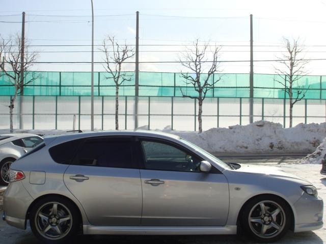 「スバル」「インプレッサ」「コンパクトカー」「北海道」の中古車5