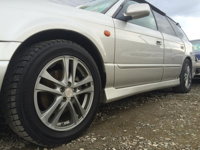 スバル レガシィツーリングワゴン GT-B ターボ 4WD AT