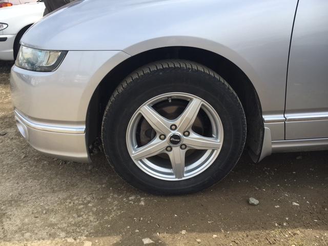 ホンダ オデッセイ M 4WD HID ETC タイミングチェーン車