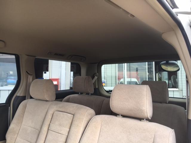 トヨタ アルファードG AX Lエディション 4WD 純正ナビ キーレス