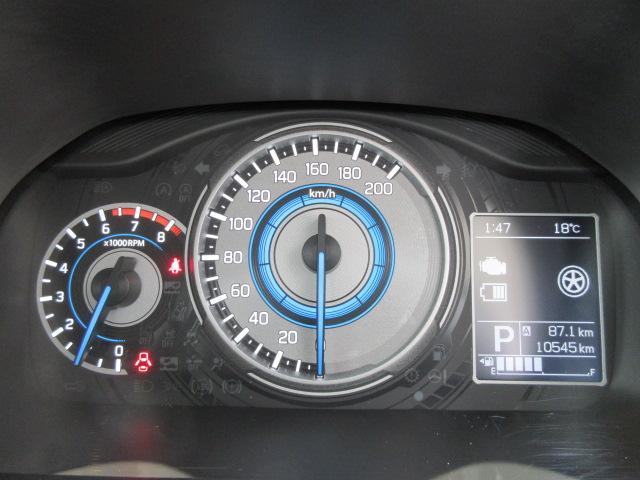 ハイブリッドMX スズキセーフティサポート SDナビDTV ドライブレコーダー アイドリングストップ シートヒーター バックモニター ヒルディセントコントロール(18枚目)