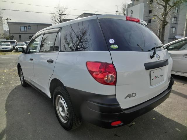 日産 AD VE4WD ナビ地デジ ETC キーレス パワーウインド