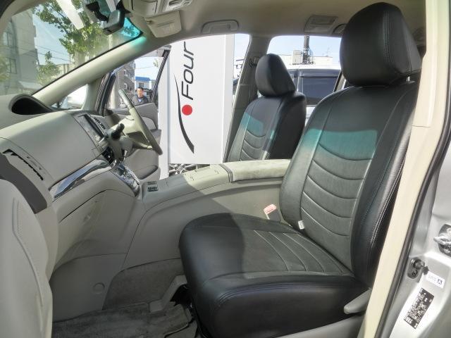 トヨタ エスティマハイブリッド G 4WD 純HDDナビ地デジBカメラ 両側パワースライド