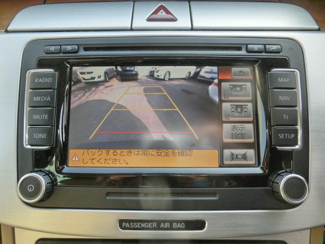 フォルクスワーゲン VW パサートヴァリアント V6 4モーション4WD HDDナビBカメラ シートヒーター