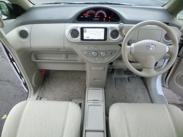 トヨタ ポルテ 150i Gパッケージ4WD 1オーナー ナビBカメラ地デジ
