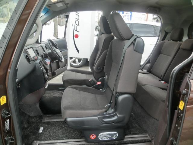 トヨタ スペイド G 4WD 禁煙車 純HDDナビ地デジBカメ シートヒーター
