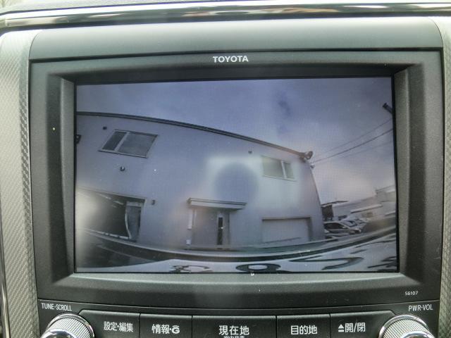 トヨタ ヴェルファイアハイブリッド ZR Gエディション 純正ナビ地デジBカメラ 黒革シート