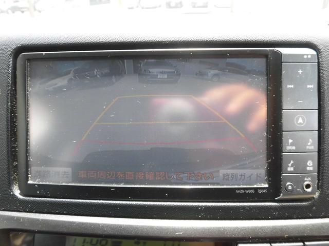 トヨタ ウィッシュ 1.8X HIDセレクション 寒冷地仕様 ナビ地デジBカメラ
