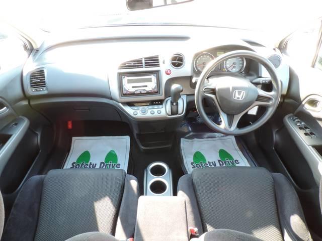 ホンダ ストリーム X スタイリッシュパッケージ HID 寒冷地 ETC 4WD