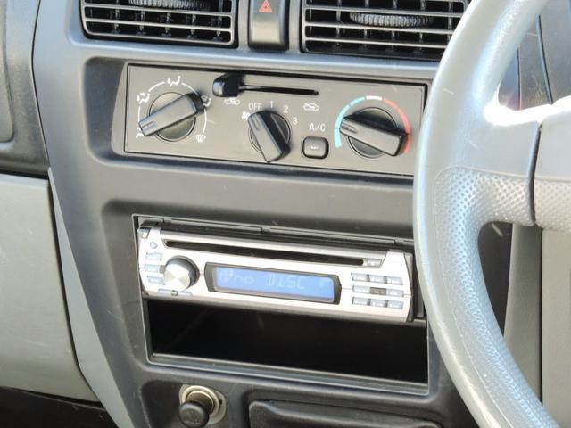 ダブルキャブ4WD デッキバン パートタイム4WD(10枚目)
