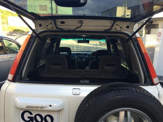 ホンダ CR-V パフォーマ 4WD ETC AW
