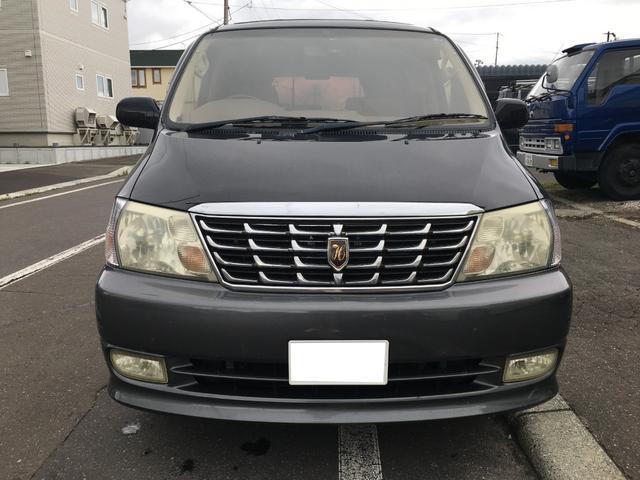 「トヨタ」「グランドハイエース」「ミニバン・ワンボックス」「北海道」の中古車2