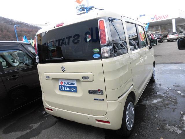 「スズキ」「スペーシア」「コンパクトカー」「北海道」の中古車4