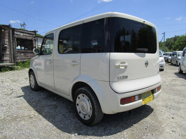 「日産」「キューブ」「ミニバン・ワンボックス」「北海道」の中古車6