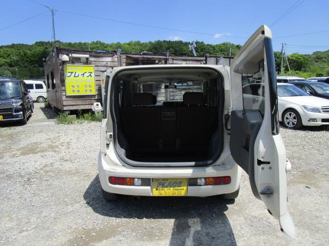 「日産」「キューブ」「ミニバン・ワンボックス」「北海道」の中古車15