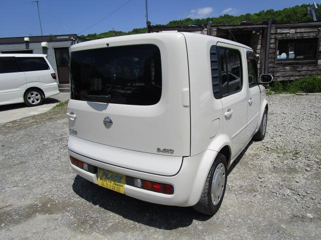 「日産」「キューブ」「ミニバン・ワンボックス」「北海道」の中古車18
