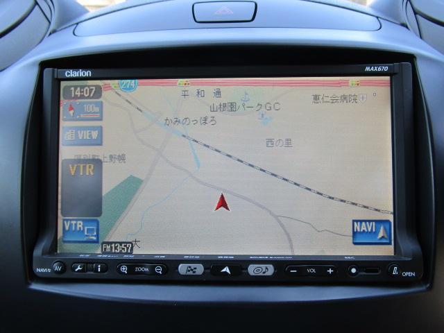マツダ デミオ 13S 4WD HDDナビ・TV