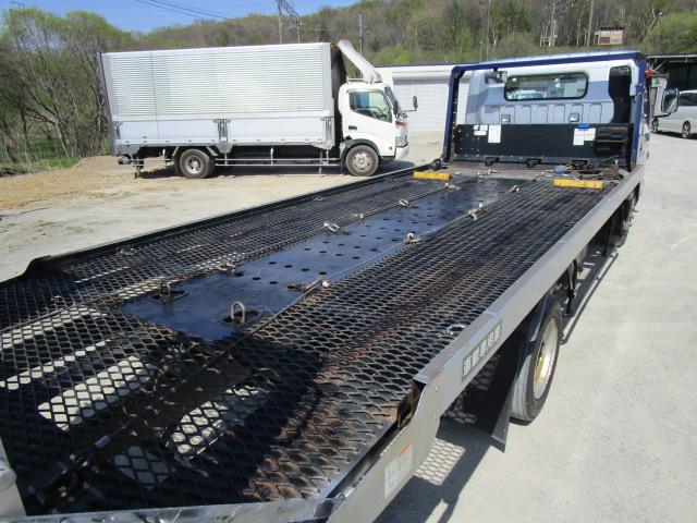 積載車 3トン 極東フルフラット(16枚目)