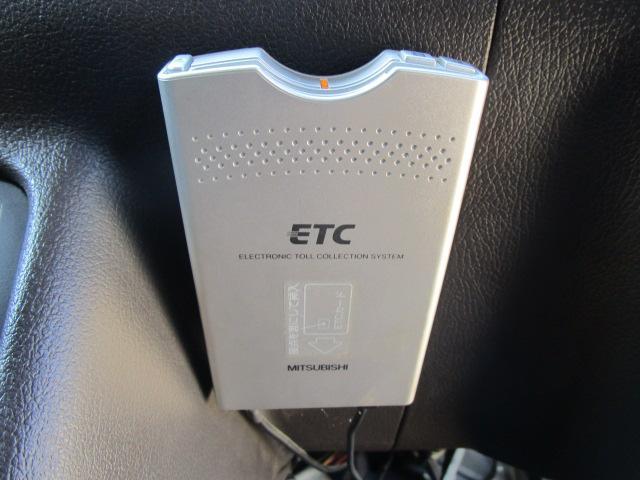 ETC付きで高速道路の乗り降りも便利です☆