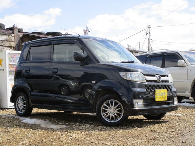 「ホンダ」「ゼスト」「コンパクトカー」「北海道」の中古車2