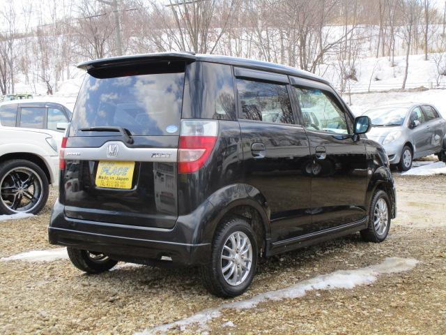 「ホンダ」「ゼスト」「コンパクトカー」「北海道」の中古車3