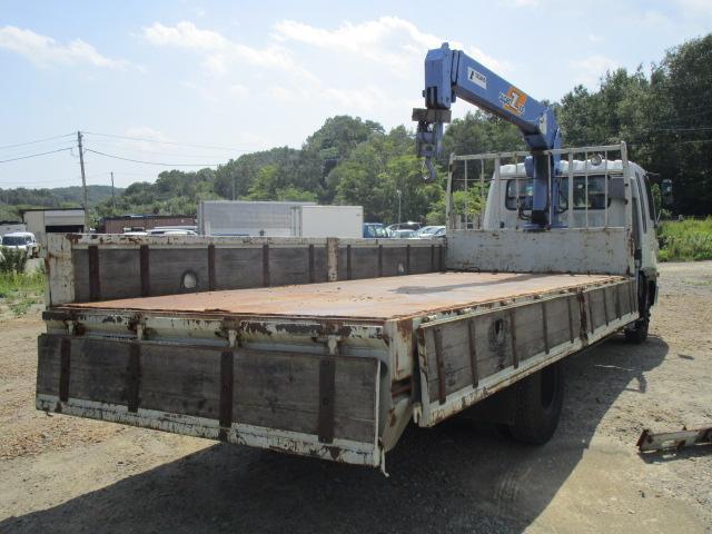 クレーン 3段ユニック 積載2.4トン(9枚目)