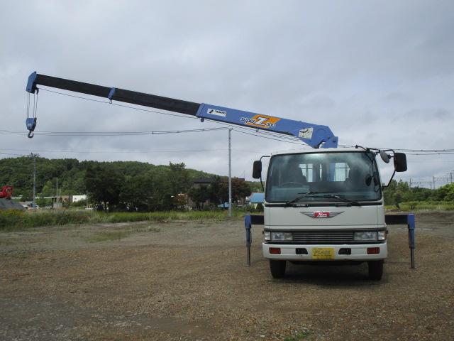 クレーン 3段ユニック 積載2.4トン(19枚目)