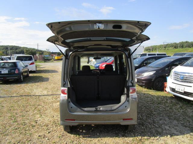 カスタムX 4WD Bカメラ ドラレコ スライドドア スマートキー(15枚目)