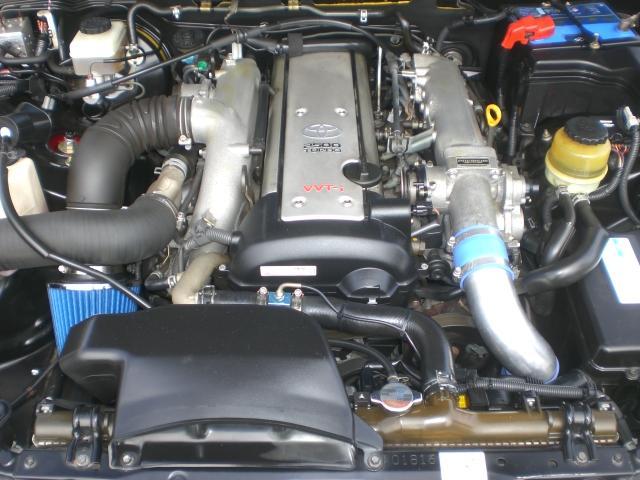 グランデiR-V フルエアロ 5速公認済 車高調 前置きIC(4枚目)
