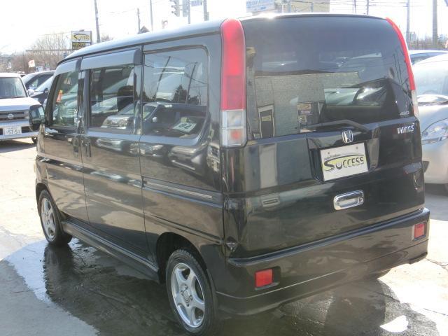 ホンダ バモス L 4WD 両側スライド キーレス ETC