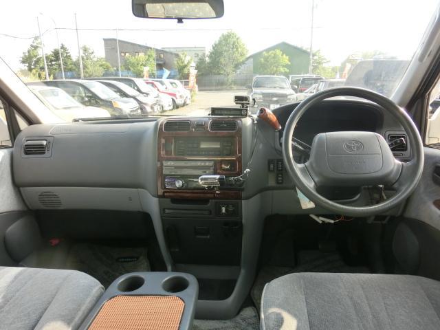 トヨタ グランビア Q 4WD 1ナンバー登録