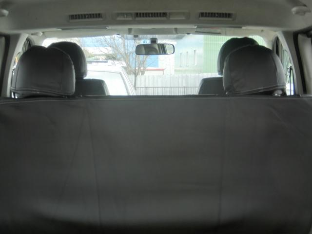 トヨタ ハイエースバン ロングスーパーGL 4WD シートカバー HDDナビ