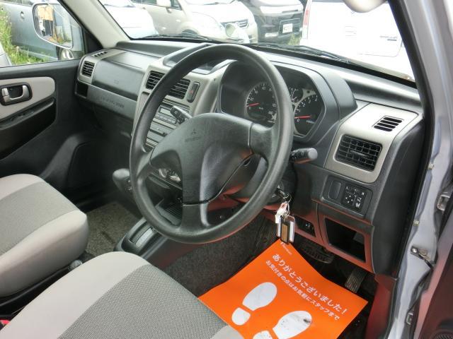 三菱 パジェロミニ VR 4WD