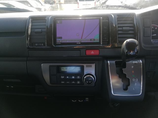 スーパーGL ダークプライム 4WD 寒冷地仕様車 ワンオーナー車 17インチアルミ LEDテール 社外SDナビ フルセグ バックカメラ(16枚目)