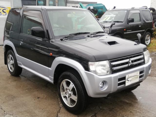 「三菱」「パジェロミニ」「コンパクトカー」「北海道」の中古車4