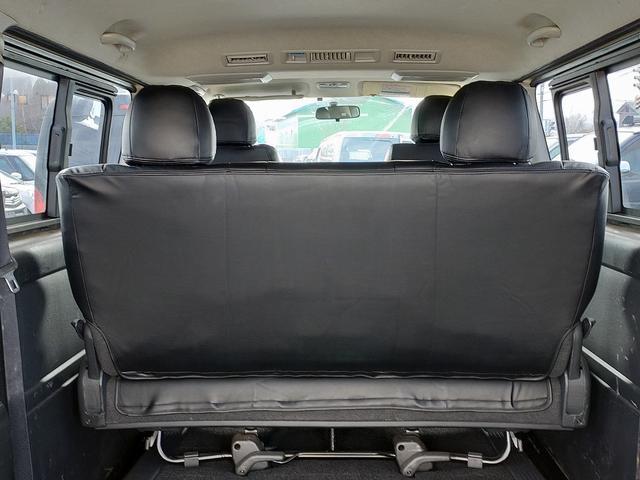 ロングスーパーGL 4WD 本州仕入れ 寒冷地仕様 SDナビ フルセグ バックカメラ 社外アルミ 新品シートカバー(12枚目)