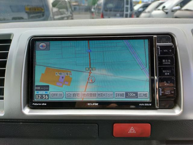 ロングスーパーGL 4WD 本州仕入れ 寒冷地仕様 SDナビ フルセグ バックカメラ 社外アルミ 新品シートカバー(17枚目)
