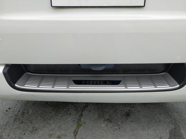 ロングスーパーGL 4WD 本州仕入れ 寒冷地仕様 SDナビ フルセグ バックカメラ 社外アルミ 新品シートカバー(18枚目)