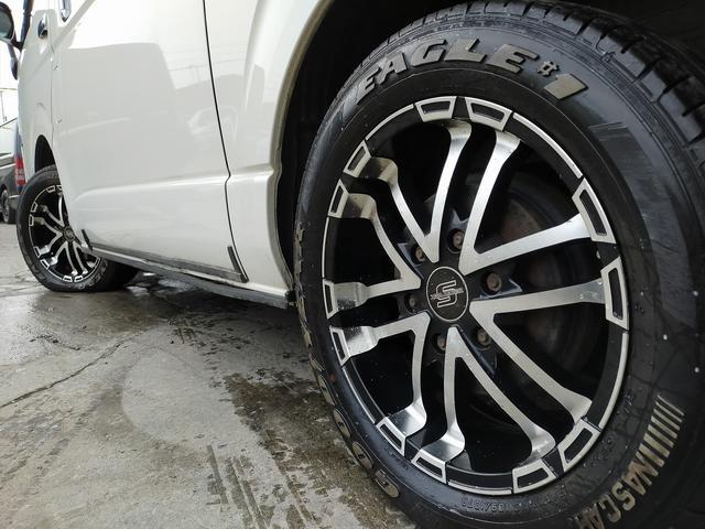 ロングスーパーGL 4WD 本州仕入れ 寒冷地仕様 SDナビ フルセグ バックカメラ 社外アルミ 新品シートカバー(20枚目)