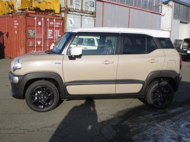 「スズキ」「クロスビー」「SUV・クロカン」「北海道」の中古車5