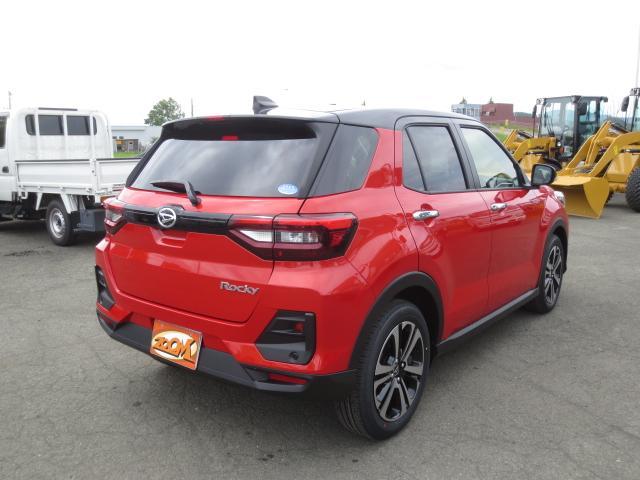 プレミアム軽減ブレーキ4WD 登録済未使用車(7枚目)