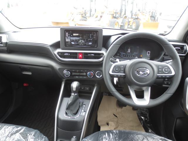 プレミアム軽減ブレーキ4WD 登録済未使用車(9枚目)