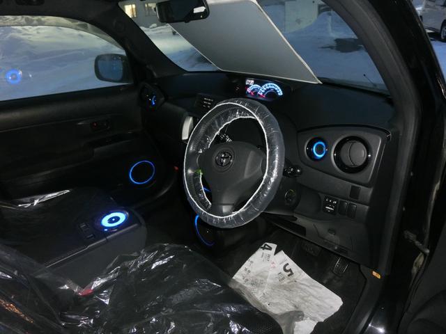 トヨタ bB Z エアロ-Gパッケージ