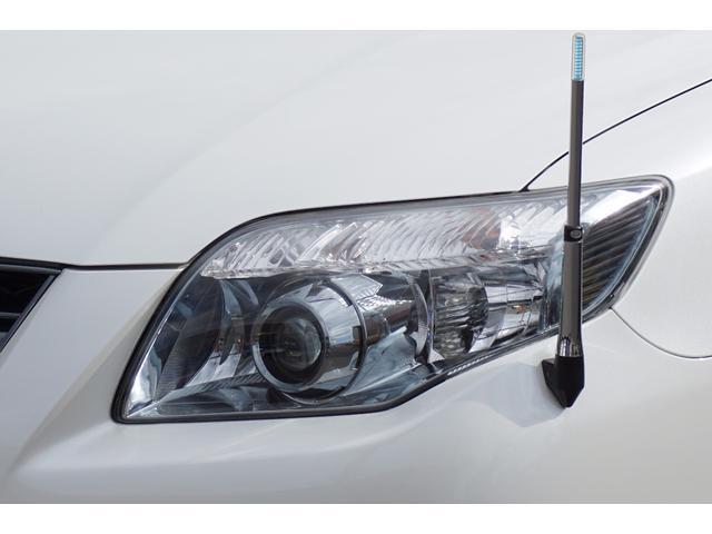 トヨタ カローラフィールダー X HIDリミテッド 2WD エアロ ナビ